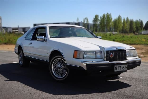 Ford Lincoln 2D LINCOLN MARK VII LSC
