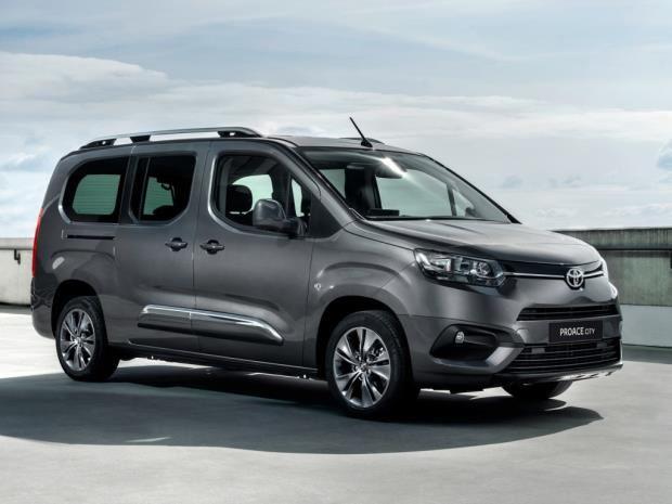 Toyota Proace Tyyppiviat