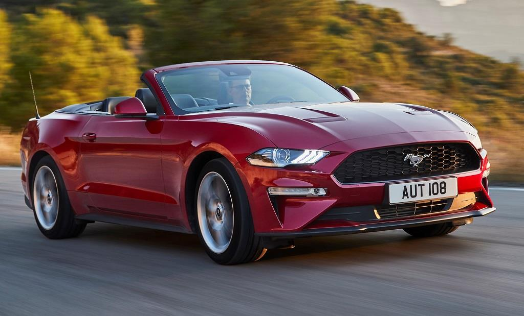 Ford Com Mustang >> Ford Mustang Uudet Autot Autotie
