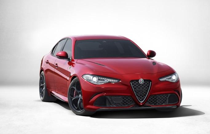Uusi Alfa Romeo Giulia on julkistettu
