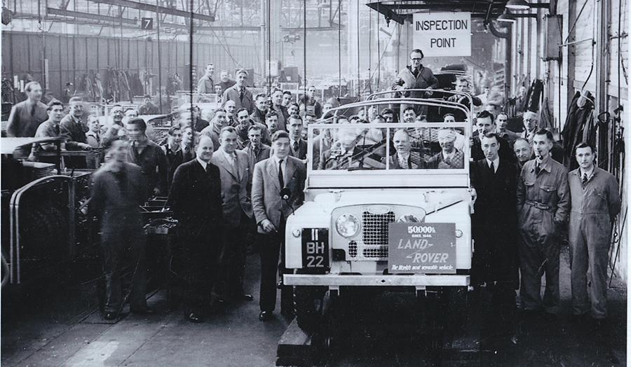 Land Rover Defender Puolustusvoimat