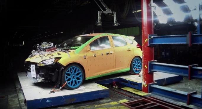 Odotatko uutta Ford Focus RS:ää? Ford pitää kehityksestä videopäiväkirjaa