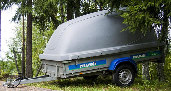 Land Roverin uusi keksintö: läpinäkyvä perävaunu