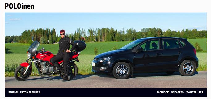 Uutta Autotiellä: Blogit!