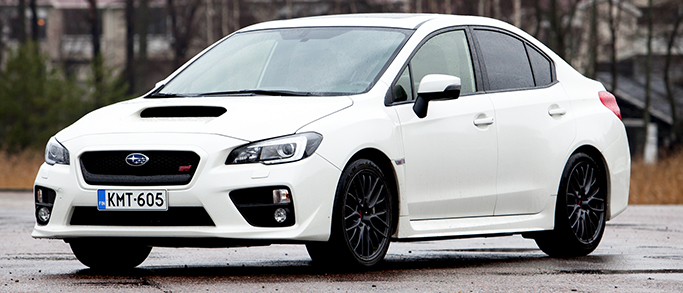 Koeajo: Subaru WRX STi GT