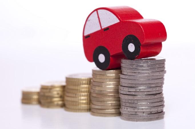 auton osto rahoitusta jäljellä