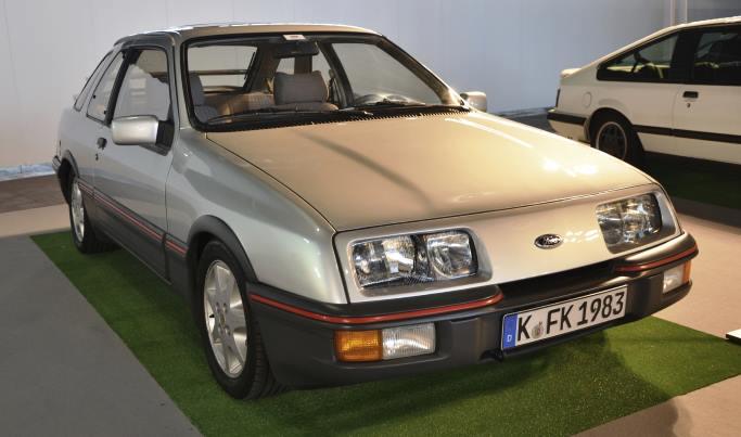 Ensiautojen pronssisija: Ford Sierra